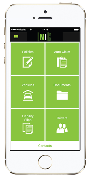Image of Nicol Insurance App