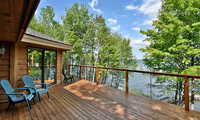 Lake Front Cottage Insurance