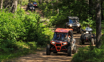 ATVs on trail need insurance