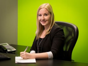 Amy Heft, Nicol Insurance