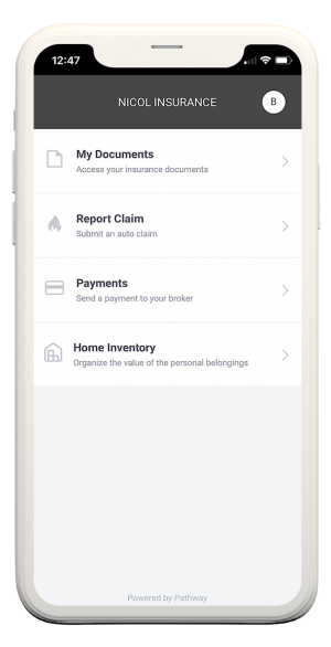 Nicol Client Portal